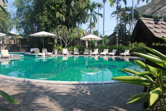 Hoi An Ancient House Resort & Spa: Hotel Ancient House Resort Pool