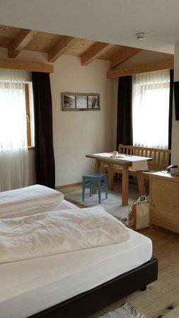 Hotel Gran Ciasa: Camera comfort