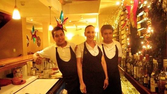 Onix Restaurant: navidad