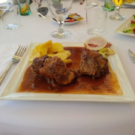 Escuela de Pieter: Oxtail perfectly done