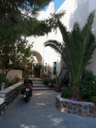 Costa Marina Villas: entrata hotel