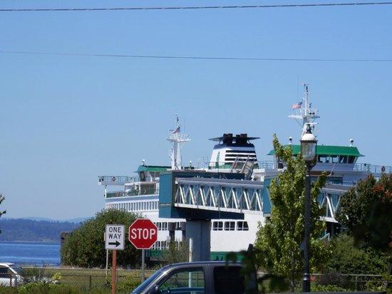 Washington State Ferries: Ferry