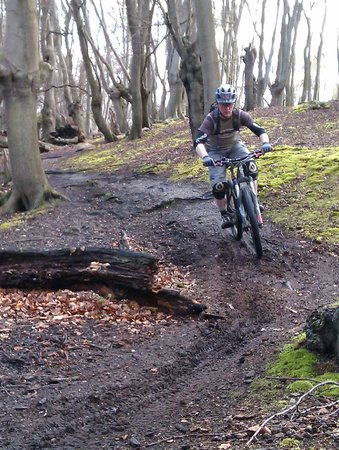 Epping, UK: Riding