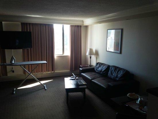 Century Plaza Hotel & Spa: Sitting area
