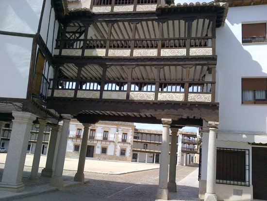 Plaza Mayor: ingresso