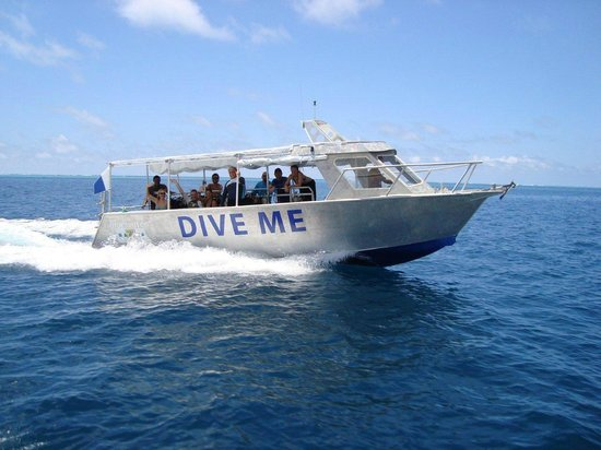 Νήσος Κανταβού, Φίτζι: Dive Boat DIVE ME