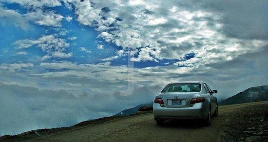 Mount Washington Auto Road: Mt Washington