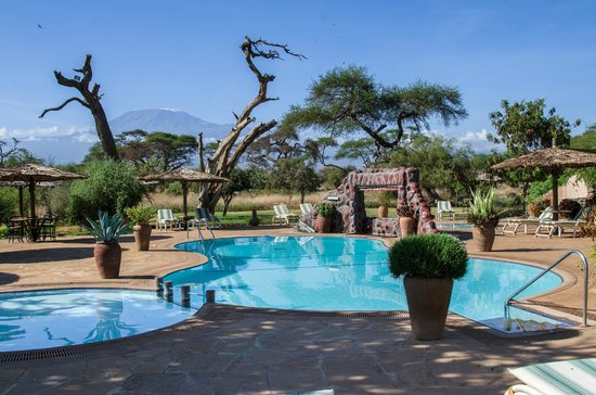 Sentrim Amboseli : Swimming Pool