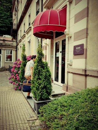 Grand Hotel Plombières Les Bains : Gran Hotel