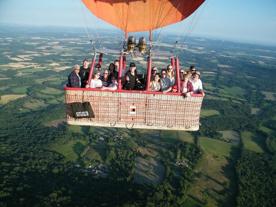 Virgin Balloon Flights - Fernhurst