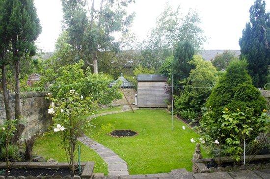 Edinburgh Regency Guest House : jardim