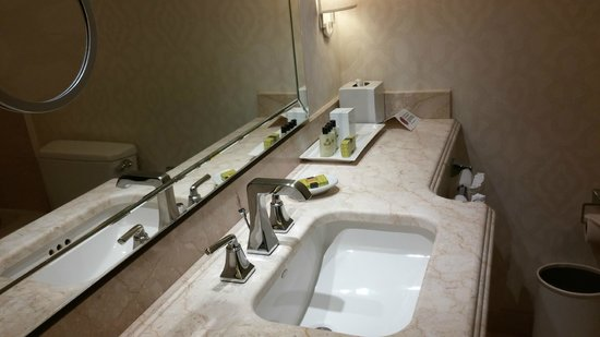 InterContinental Chicago Magnificent Mile: Bagno