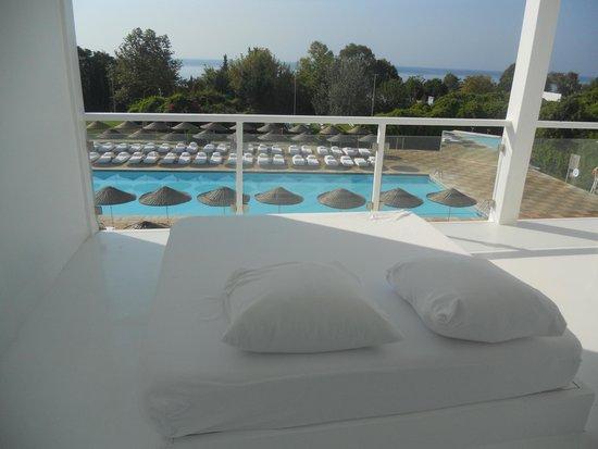 Hotel SU : vista camera