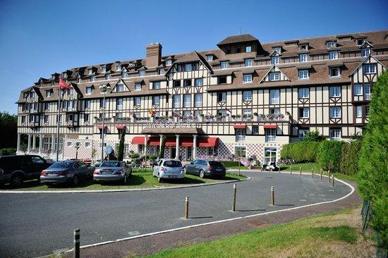 Hôtel Barrière L'Hôtel du Golf Deauville : Hotel du Golf Barrière