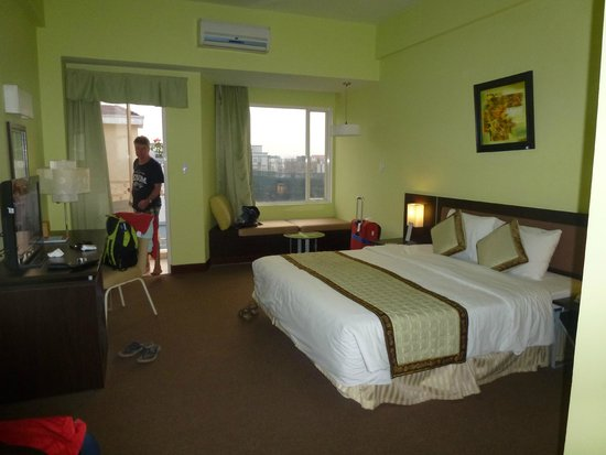 Park View Hue Hotel: Park View Hotel Zimmer