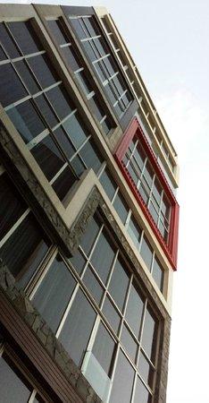 Filadelfia Suites Hotel Boutique: Fachada