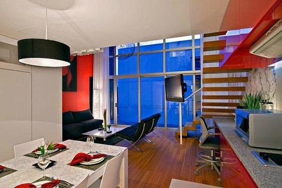 Filadelfia Suites Hotel Boutique: Habitación Doble Altura
