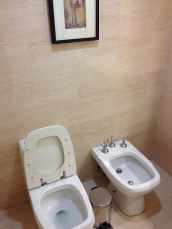 Sheraton Salta Hotel: Baño