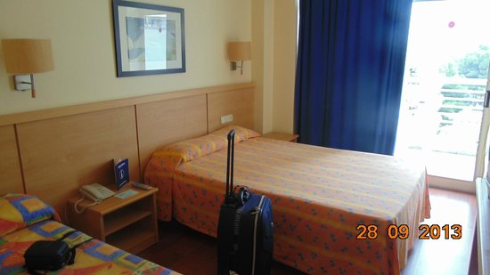 Hotel Best Mediterraneo: номер1