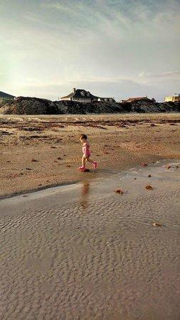 Galveston - Port Bolivar Ferry: Chrystal Beach