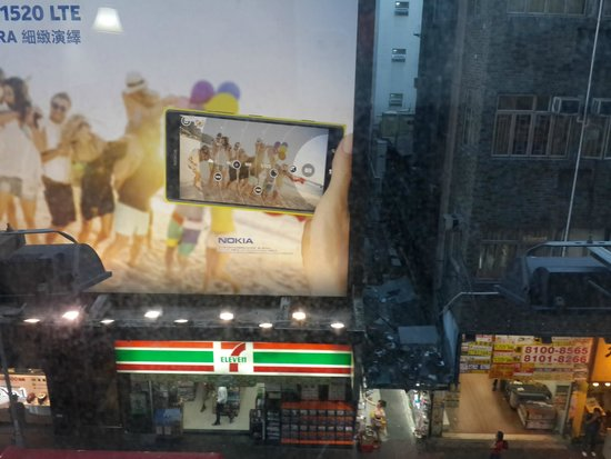 HK Jiang Xi Guest House: из окна