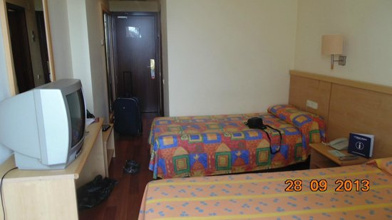 Hotel Best Mediterraneo : номер