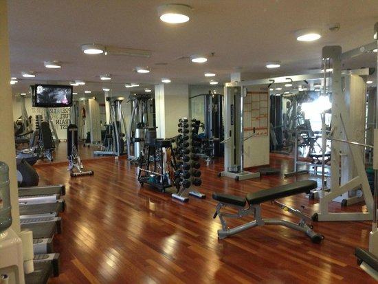 Sheraton Salta Hotel: Gimnasio