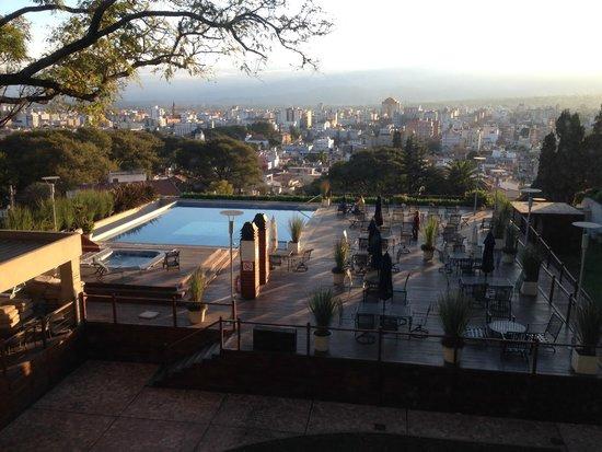 Sheraton Salta Hotel: Vista desde habitación