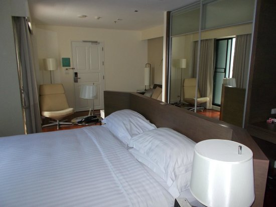 Phachara Suites: good stay