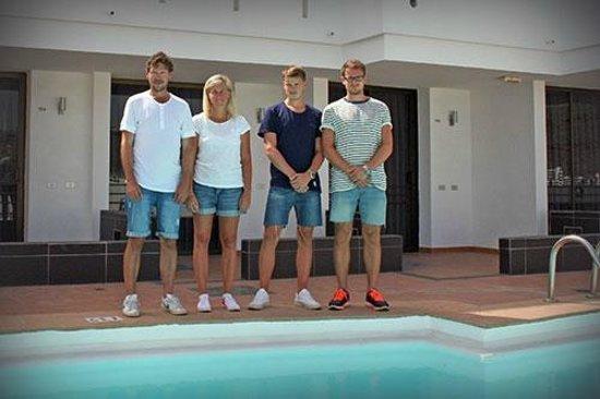 Isla Bonita Apartment Gran Canaria: Familjeföretag