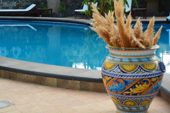 Hotel Residence Al Togo: Piscina