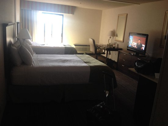 Holiday Inn Santa Maria: Room 446