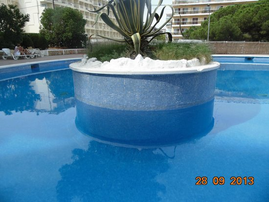 Hotel Best Mediterraneo : бассейн