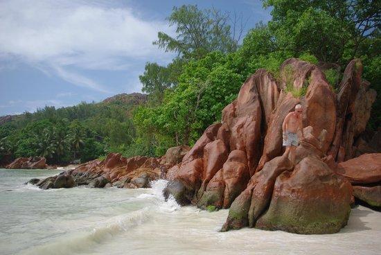 Coco Bay Villa: les granits