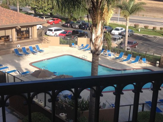 Holiday Inn Santa Maria: Pool