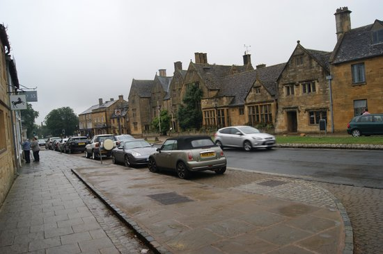 The Lygon Arms: The hotel