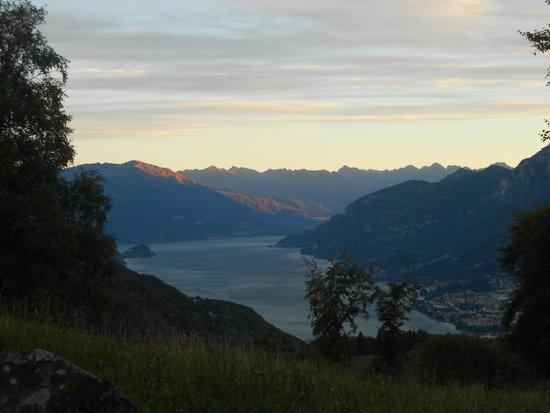 Albergo Sala - Sirena Wellness: alba sul Lario