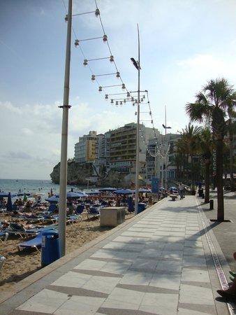 Playa de Levante: 7