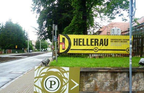 Hotelpension Fliegerhorst: Karl-Liebknecht-Straße, Hellerau