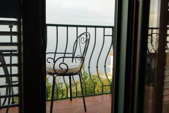 Solaria: На балконе.