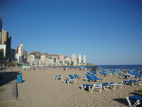 Playa de Levante: 2