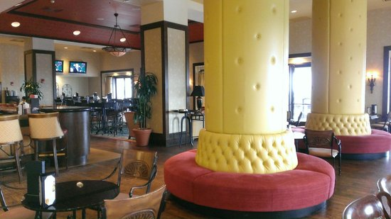 Myrtle Beach Marriott Resort & Spa at Grande Dunes: bar area