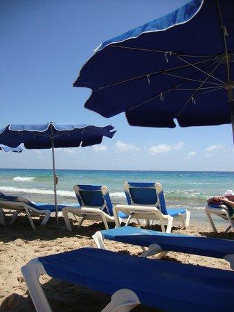 Levante Beach: 12