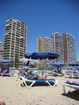 Levante Beach: 5