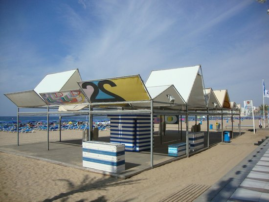 Levante Beach: 3
