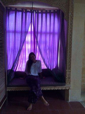 OYO 1397 Rana Villa: Interior reception