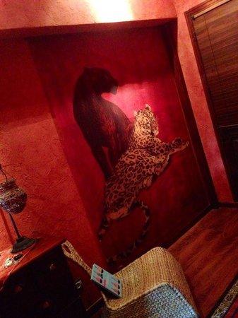 LA LUCQUES MASABELLE : chambre