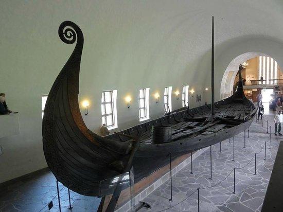 Radisson Blu Plaza Hotel, Oslo: Viking Ship Museum