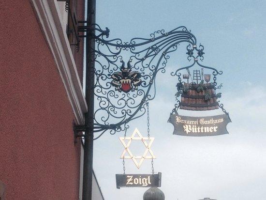 Schlammersdorf, Niemcy: Püttner Brau