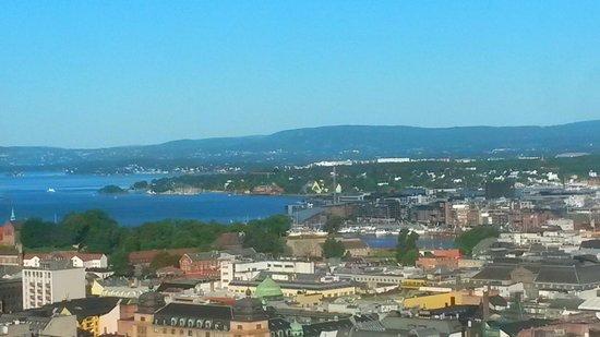 Radisson Blu Plaza Hotel, Oslo: Room 3202